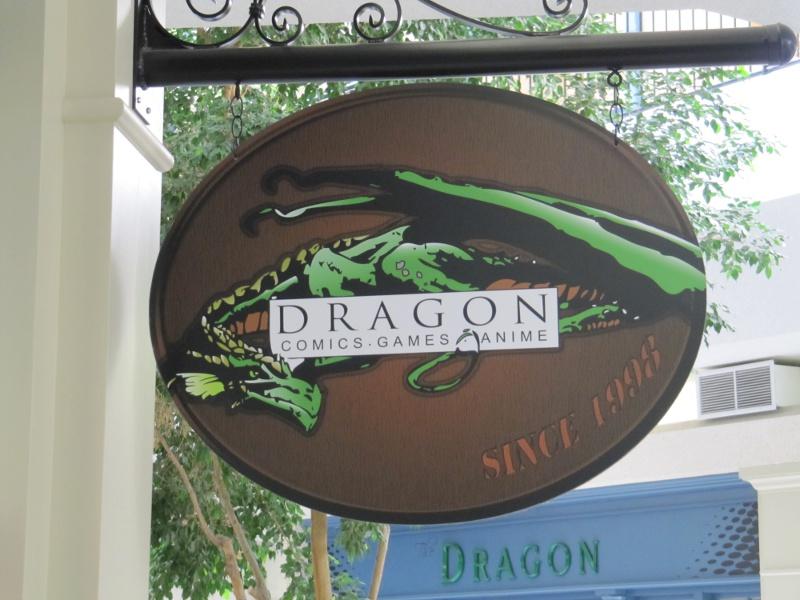 The Dragon<br />Guelph Ontario
