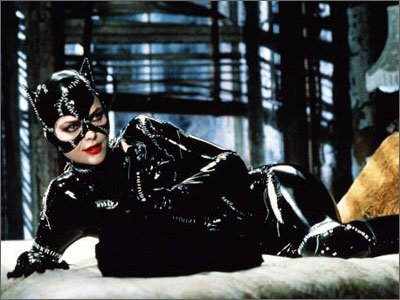 about Catwoman