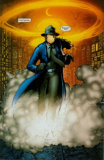 Where in the World is Renee Montoya and Other Questions