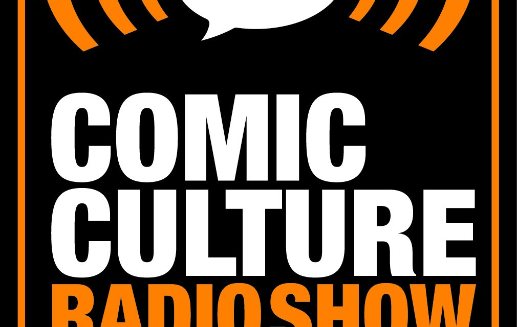 Comic Culture Podcast January 13th 2016