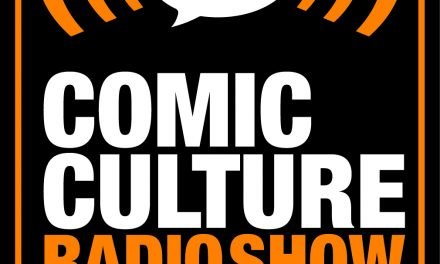 Comic Culture October 12th 2016