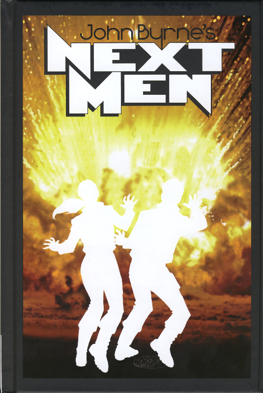 Next Men Vol 2: Scattered Part 2