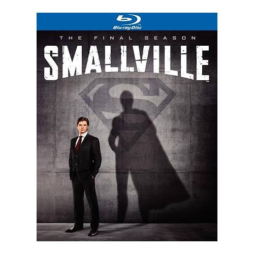 Smallville Season 10 on Bluray