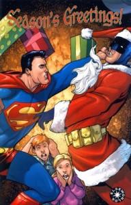 superman-vs-batman-christmas