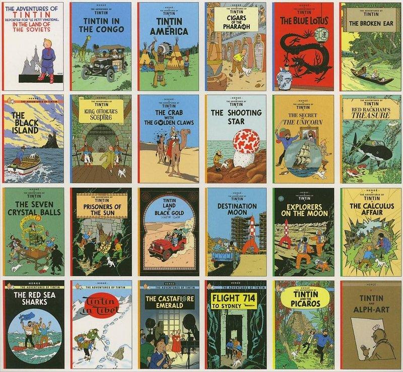 I hate Tintin
