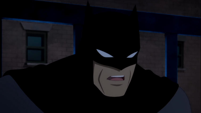 Batman Year One Animated