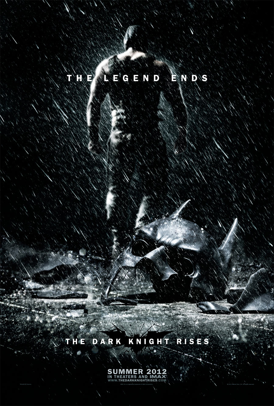 The Dark Knight Rises (new trailer)