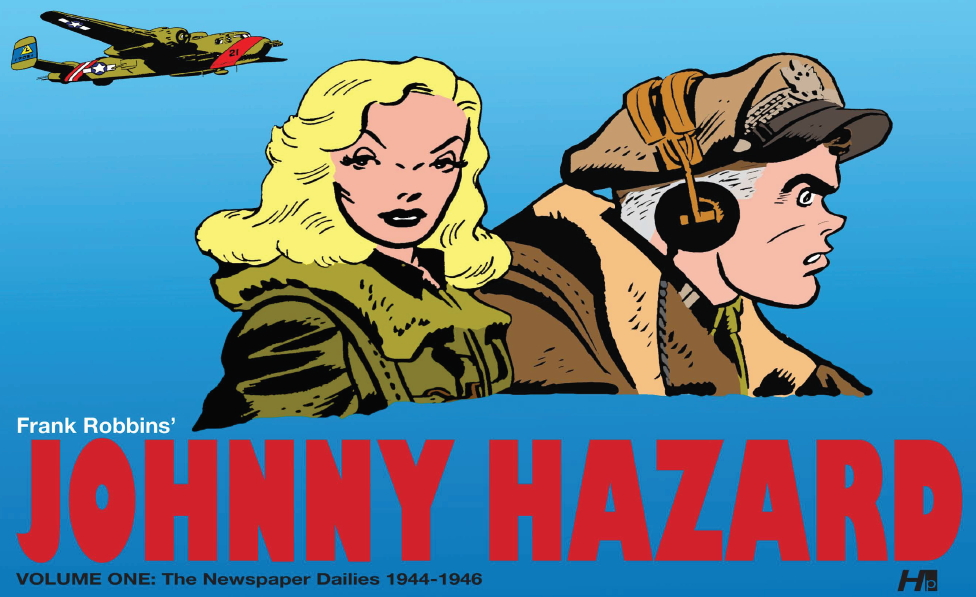 Johnny Hazard Volume 1