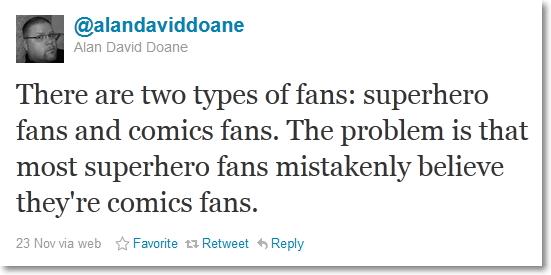 52Q | #59: Superhero and comics fans