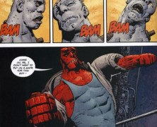2011 In Review: Best One Shot: Hellboy House Of The Living Dead