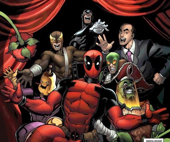 Deadpool #49.1