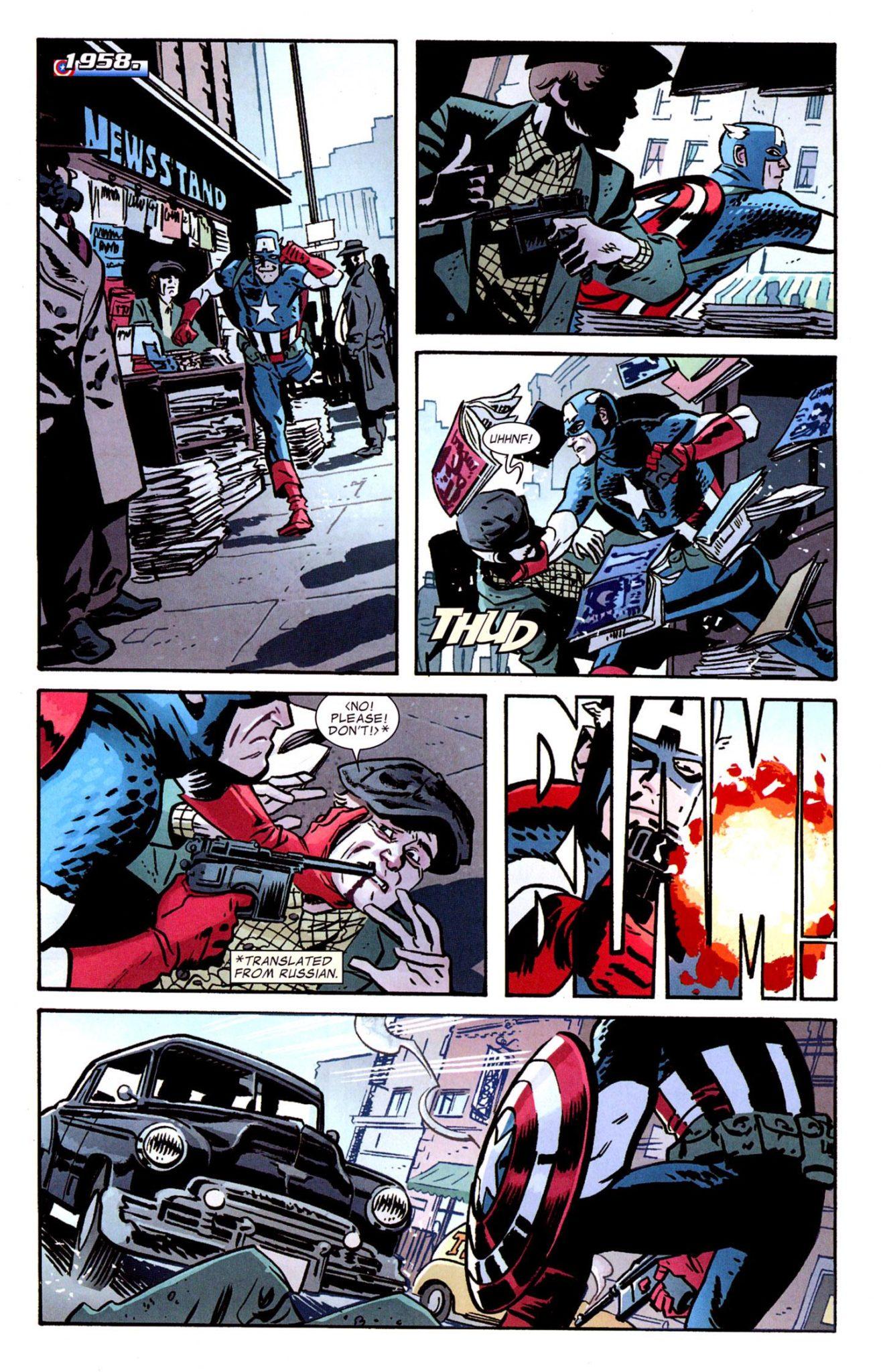Captain America Amp Bucky The Life Story Of Bucky Barnes