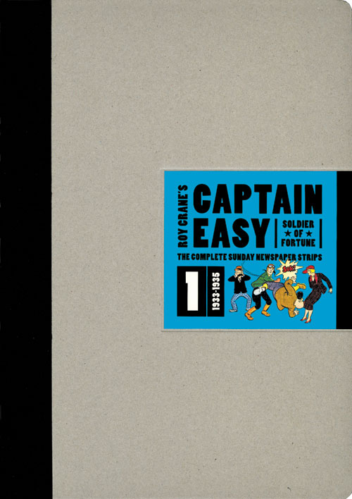 Captain Easy Vol. 1