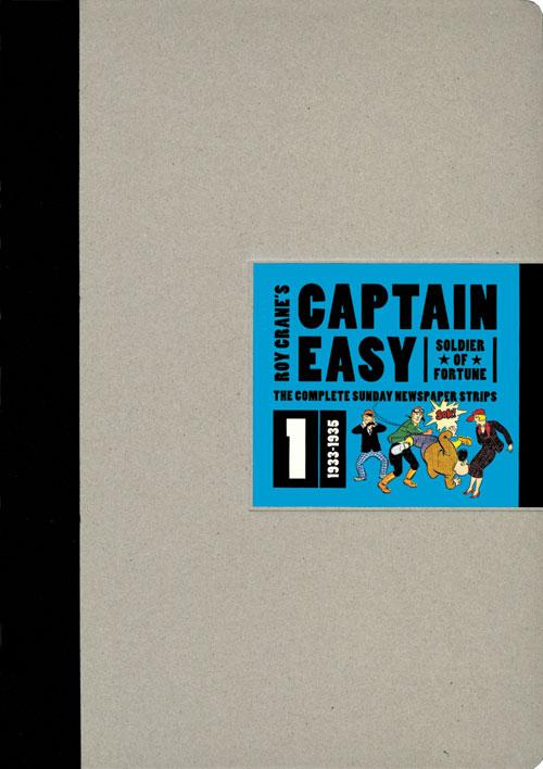 Captain Easy Vol. 1