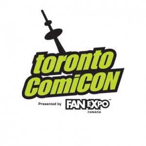 Toronto Comicon Logo 2012