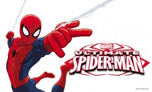 Ultimate Spider-Man animated