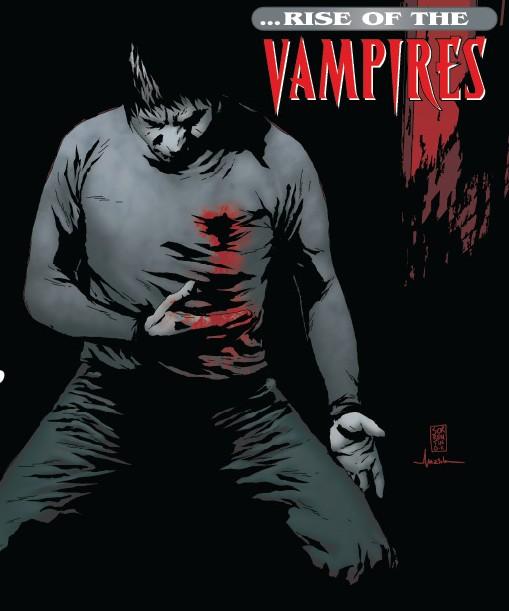 I, Vampire #6