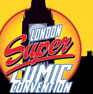 London's Super Comic Convention