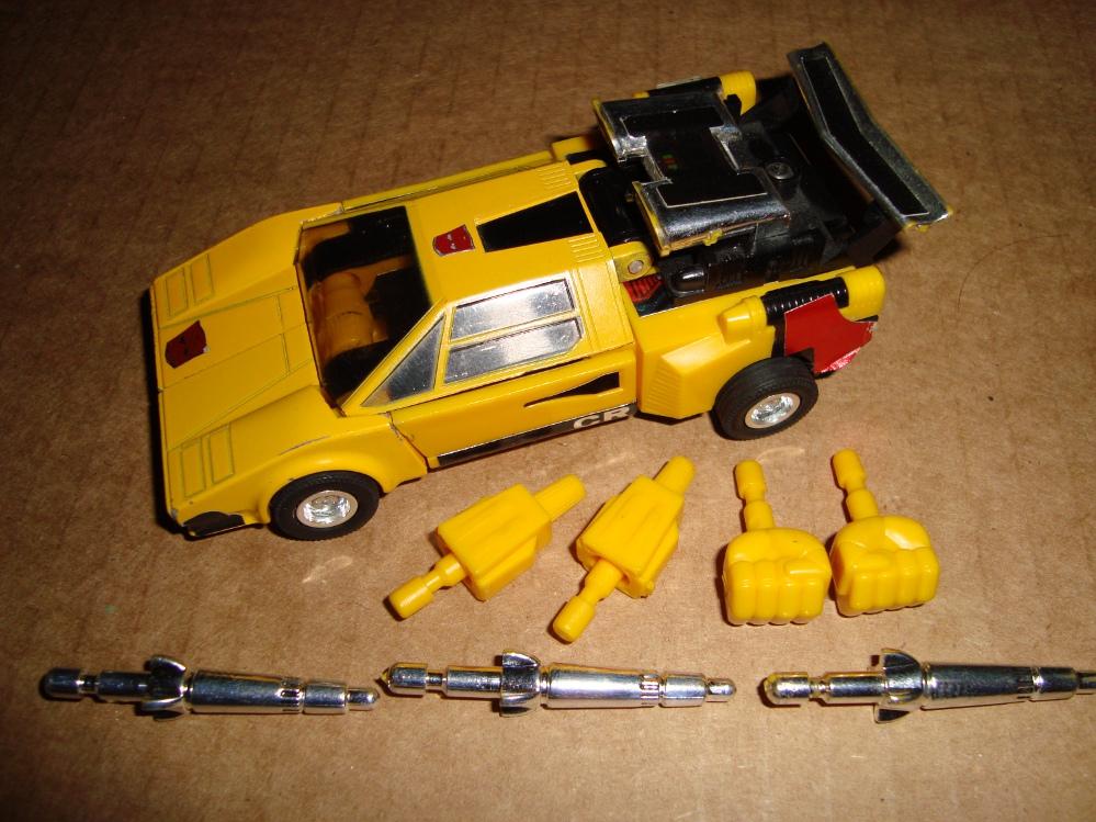 1st Gen Transformers