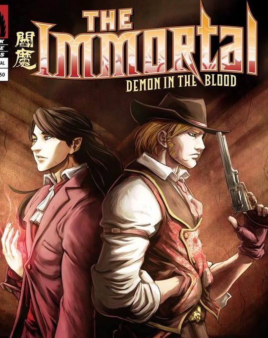 The Immortal, Demon in the Blood #3
