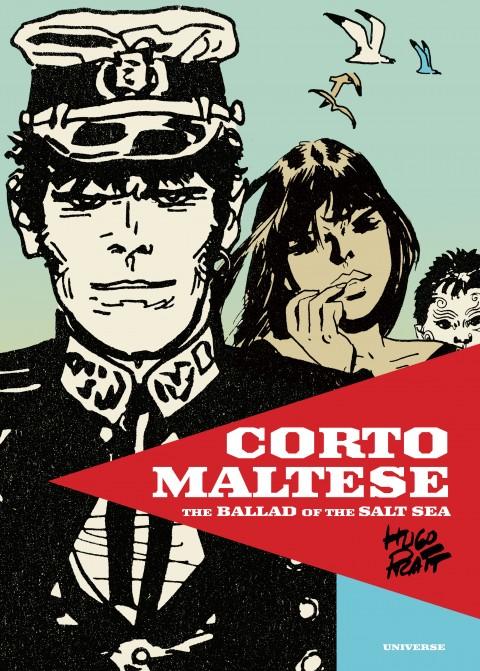 Corto Maltese cover