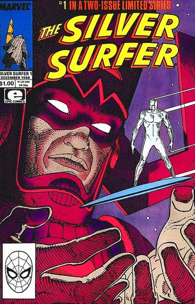 Classic Comic Covers - Page 3 Silver-Surfer-Moebius-Issue-1-cover