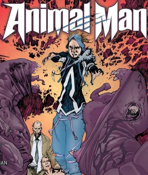 Animal Man #7