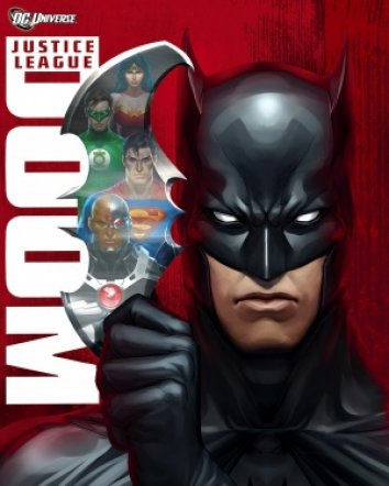 Justice League: Doom Animated