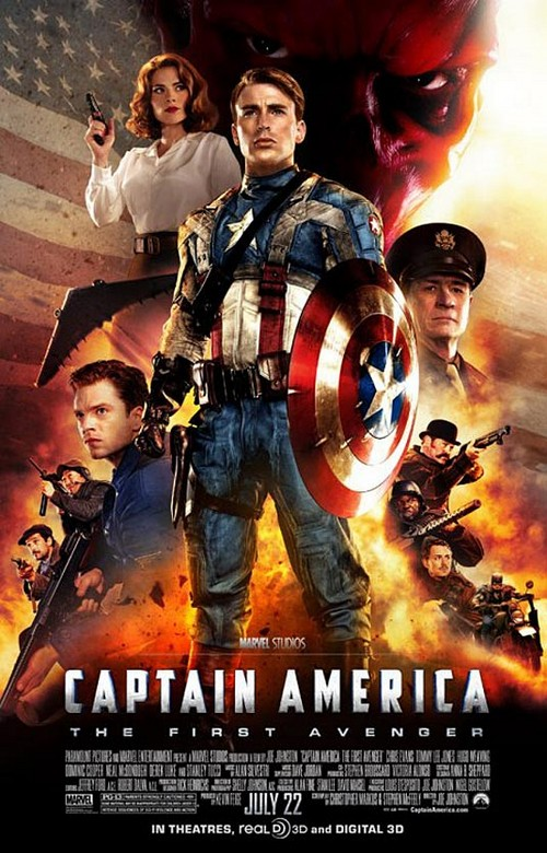 Road to The Avengers: Captain America: The First Avenger