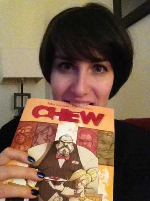 I Love Chew