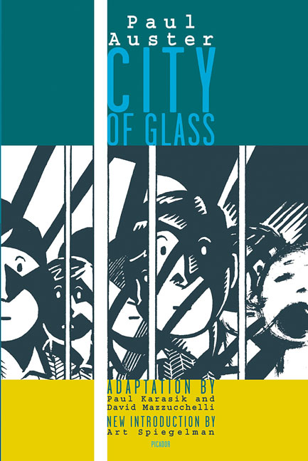 City Of Glass The Graphic Novel