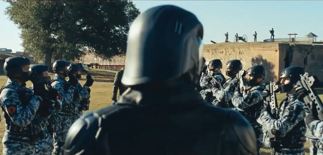 G.I. Joe Retaliation Trailer #2