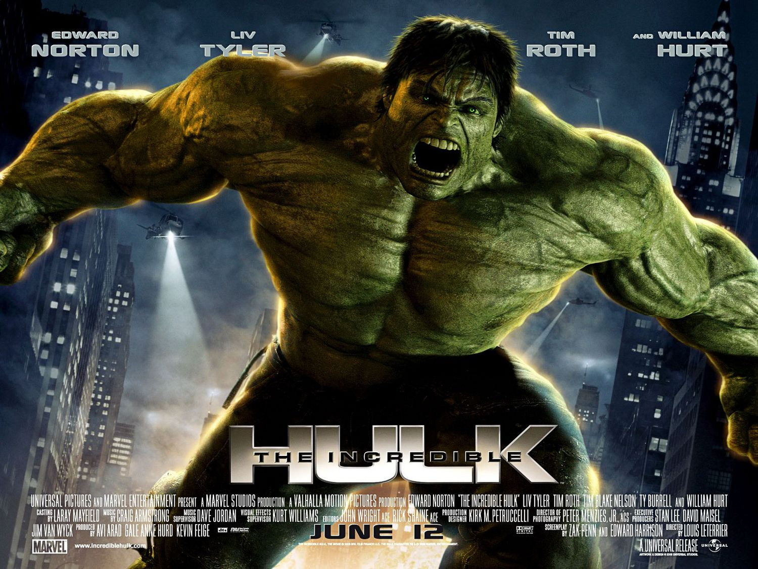Road to The Avengers: The Incredible Hulk
