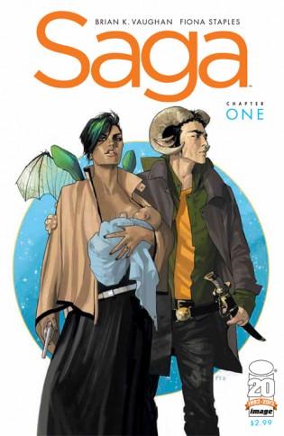 Saga #1 & #2