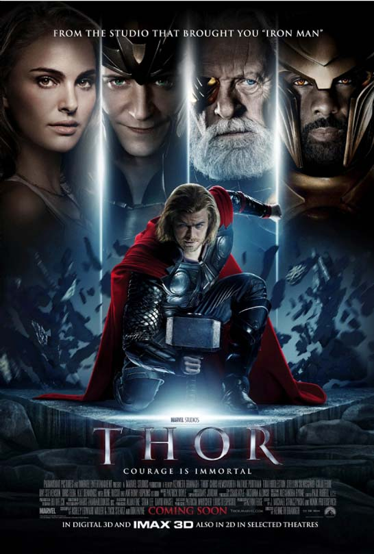 Road to The Avengers: Thor