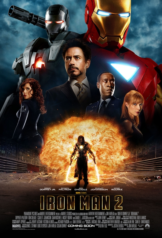 Road to The Avengers: Iron Man 2