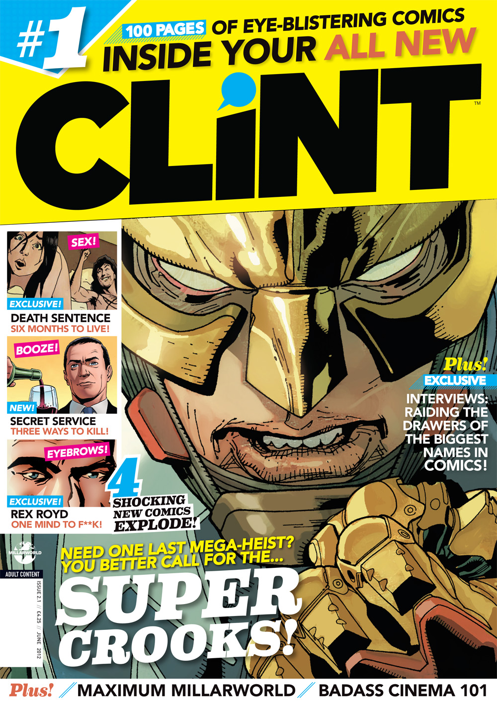 Review | CLiNT Magazine 2.1