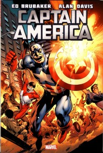 Captain America By Ed Brubaker Vol 2 cover
