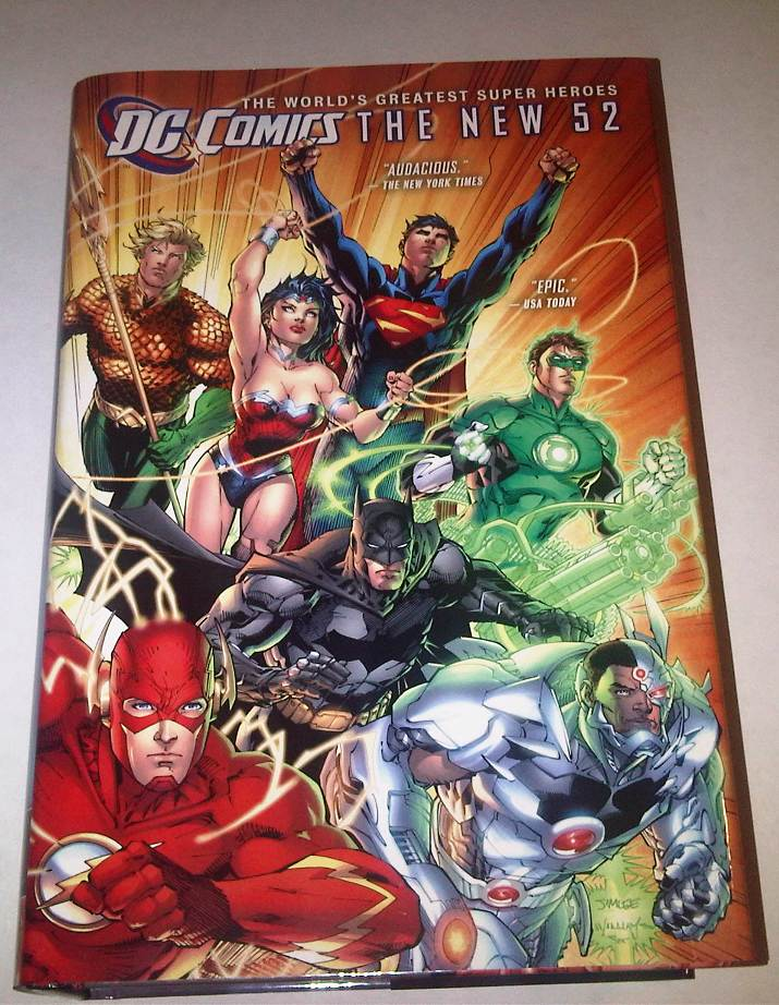 Review | DC New 52 Hardcover