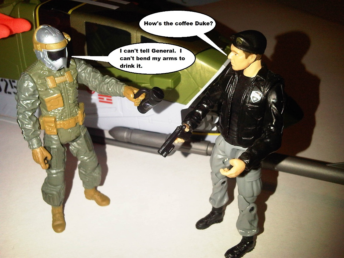 Review | G.I. Joe Retaliation Toys