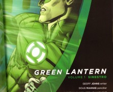 No Credit For Choi On Green Lantern Vol 1