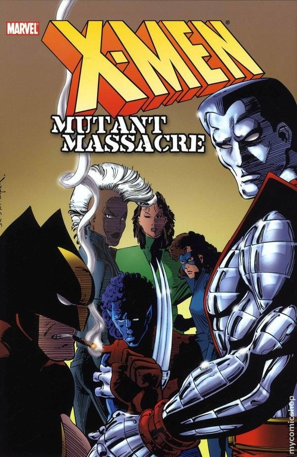 Retro Review: Mutant Massacre