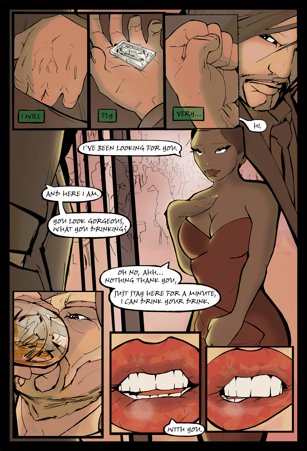 Celerity Page 9