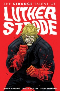 The Strange Talent Of Luther Strode cover