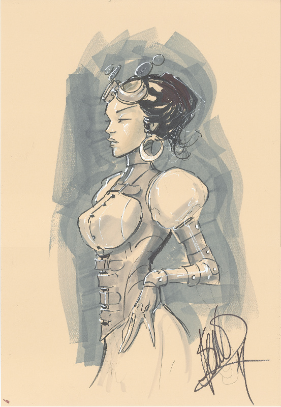 New Approaches To Convention Sketches