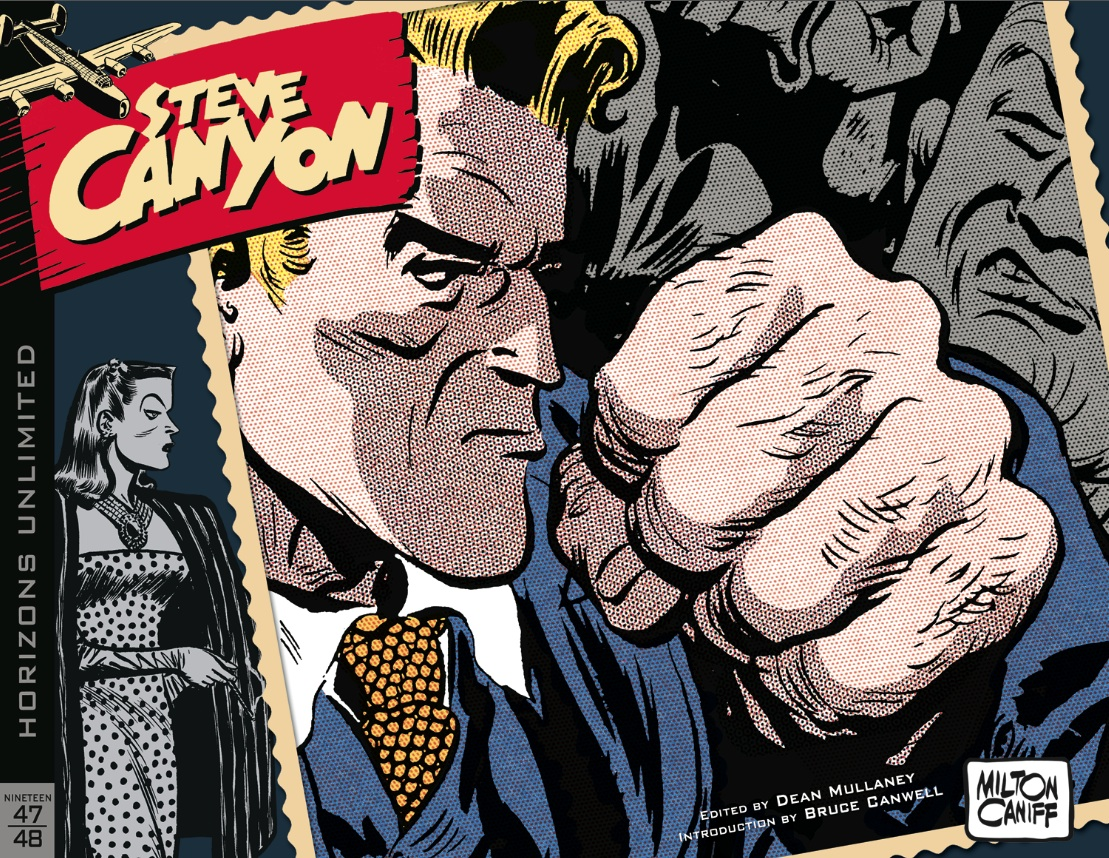 Review | The Complete Steve Canyon Vol 1: 1947-1948