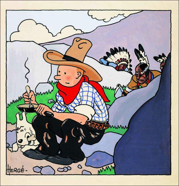 Artcurial June 2nd: Tintin