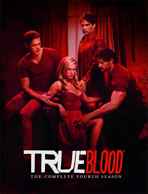 True Blood Season 4 Blu Ray