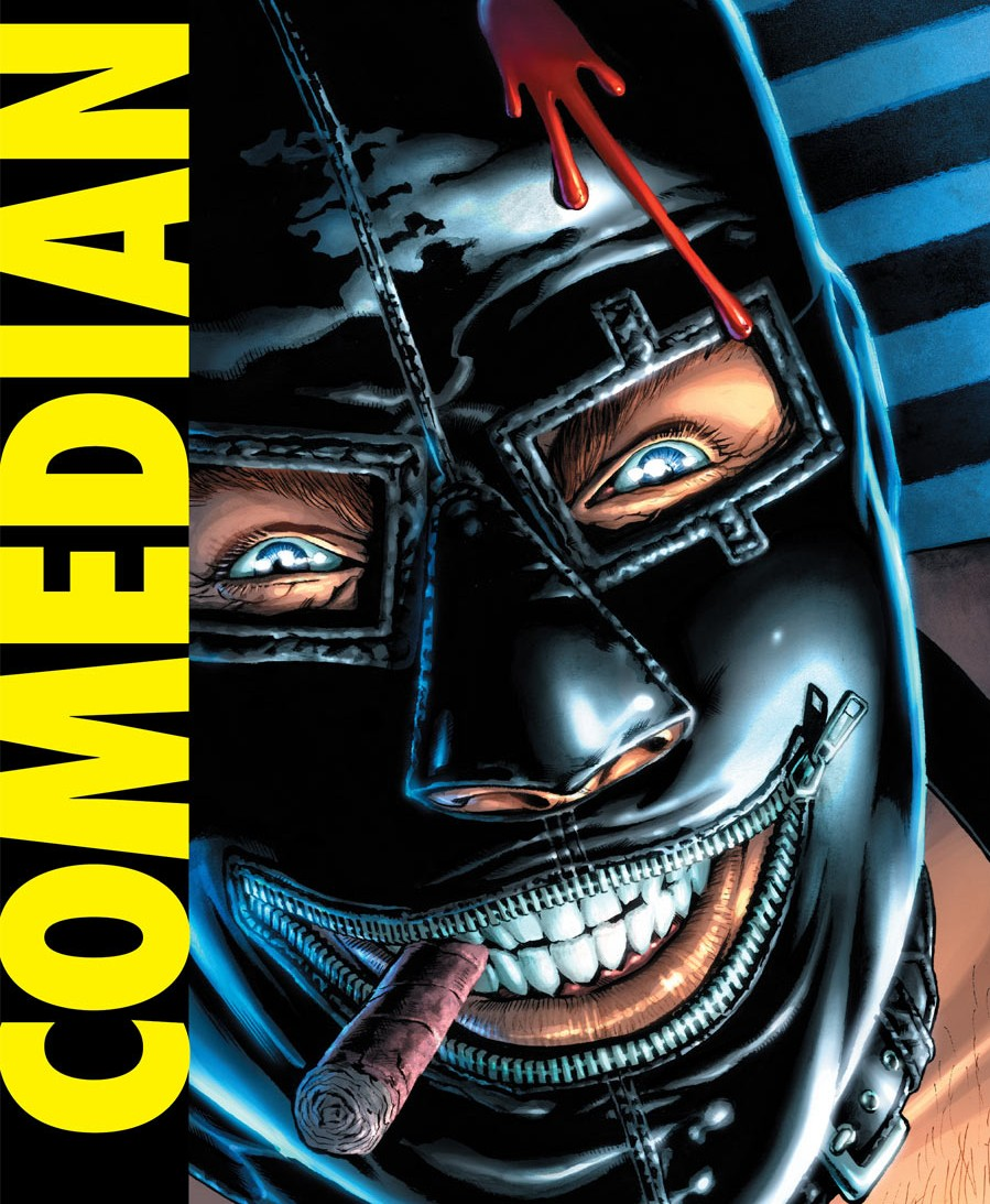 The Comedian #1