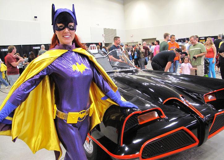 Niagara Falls Comic Con 2012